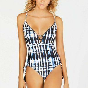 NWT Lucky Brand Solstice Canyon One Piece Swimsuit